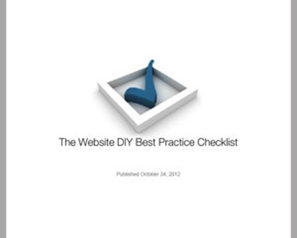 website-diy-best-practice