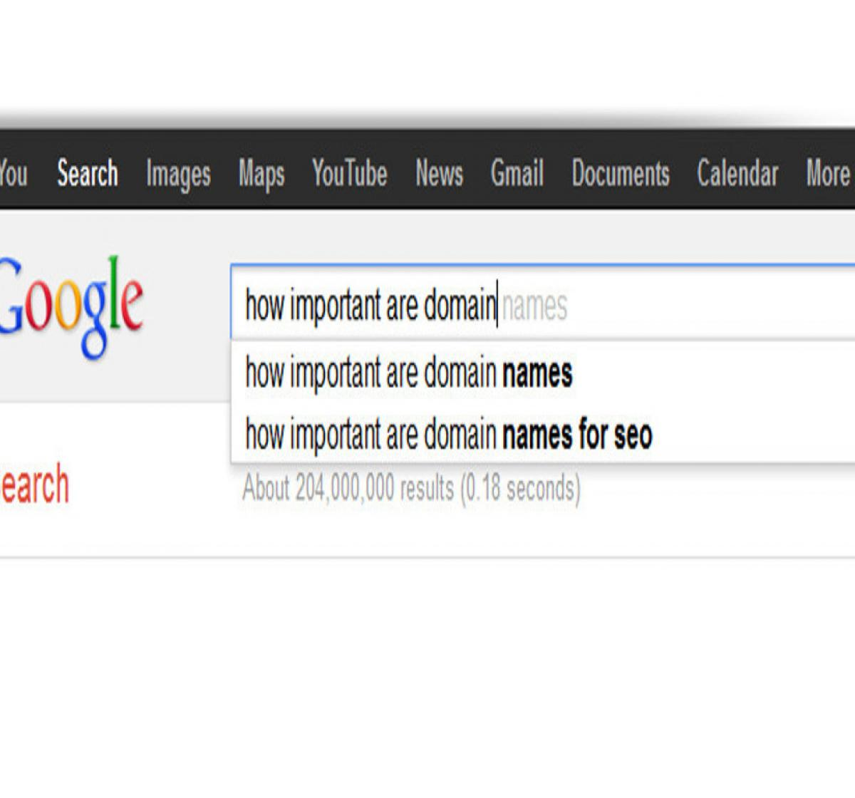 domain-name-importance